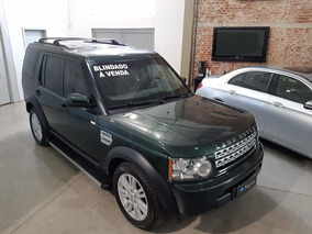 Land Rover Discovery4 S 3.0 4x4 Blindada