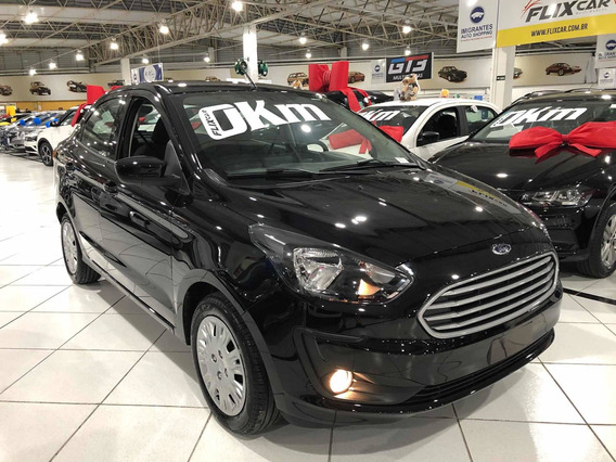 Ford Ka Sedan Se Plus 1.5 12v Flex Aut.- 2019/2020 - 0km