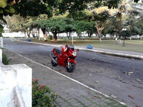 Honda -cbr1100xxblack Bird- Conservadisssima Vermelha
