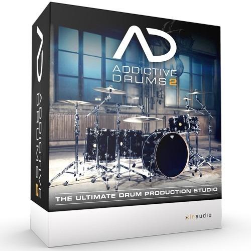 Addictive Drums 2 - Melhor Vst De Bateria Do Mundo