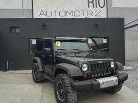 Jeep Wrangler 2p X Base 6vel 4x4 A/a