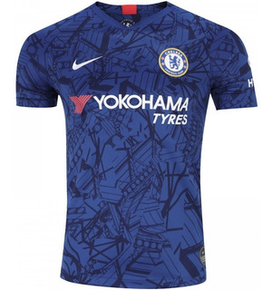 Camiseta Chelsea 2019/2020 Home Camisa A Pronta Entrega
