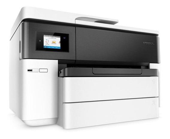 Multifuncional Hp Pro 7740 A3 Color Usb Wifi Impressora