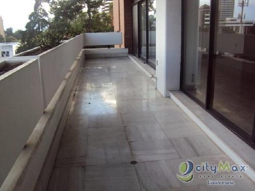 Apartamento De 300mt En Renta En Zona 14 - Paa-008-02-17