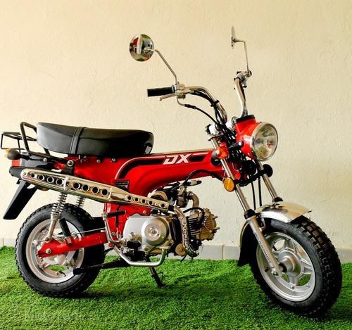 Imagen 1 de 15 de Corven Dx 70cc Motozuni Exclusivo