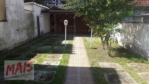 Terreno  Residencial À Venda, Campo Grande, Santos. - Te0061