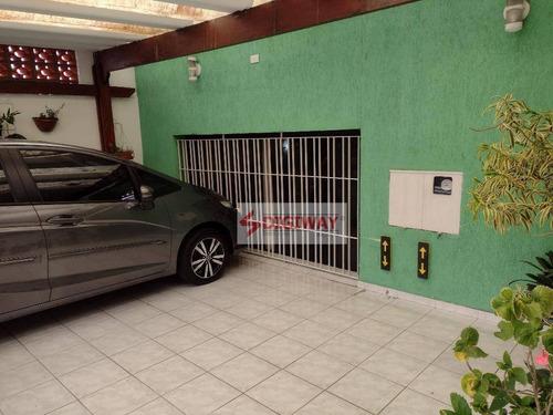 Imagem 1 de 30 de Sobrado Com 2 Dormitórios À Venda, 170 M² Por R$ 820.000,00 - Jardim Da Glória - São Paulo/sp - So0513