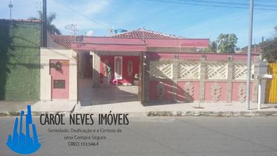 2506- Casa De Praia Em Itanhaém Aceita Financiamento !!!