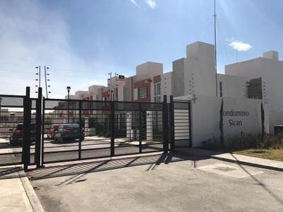 Excelente Casa En Condominio En Las Americas Ecatepec