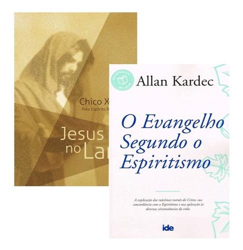 Evangelho Segundo O Espiritismo + Jesus No Lar