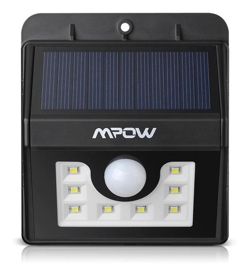 Mpow Msl6 Luz Solar Sensor De Movimento Solar Livre Jardim