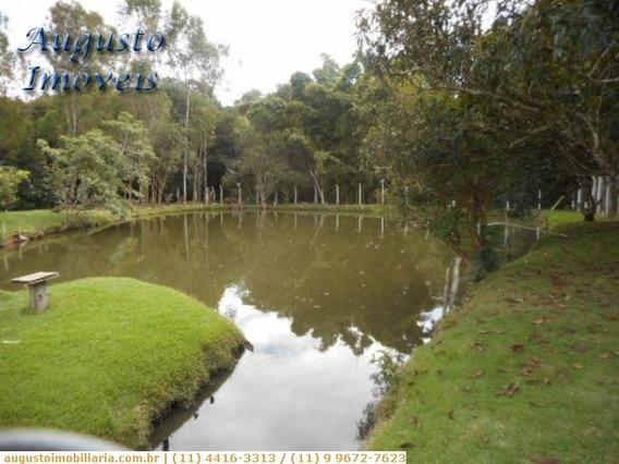 Chácara Com Lago Em Bragança Paulista