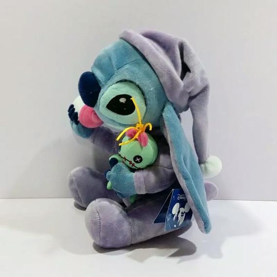 Disney Stitch Em Plush Stitch Original Importado** Roxo