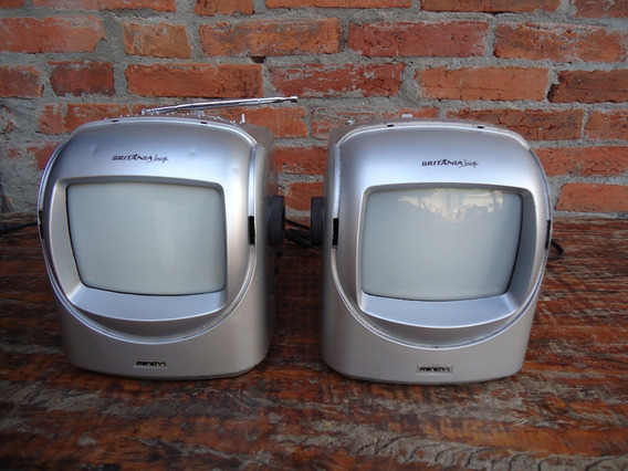 2 Mini Tv Portatil 5,5