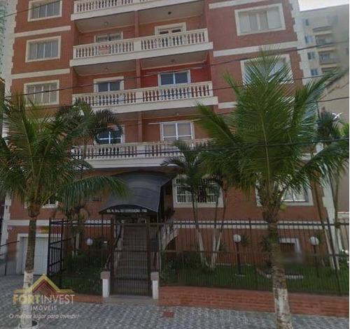 Imagem 1 de 30 de Apartamento Com 3 Dormitórios À Venda, 107 M² Por R$ 285.000,00 - Tupi - Praia Grande/sp - Ap2548