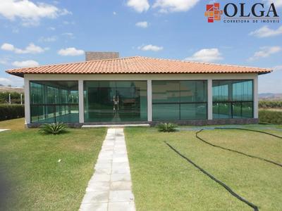 Casa De Condomínio Com 4 Dormitórios, 250 M² - Gravatá/pe - Vl0426