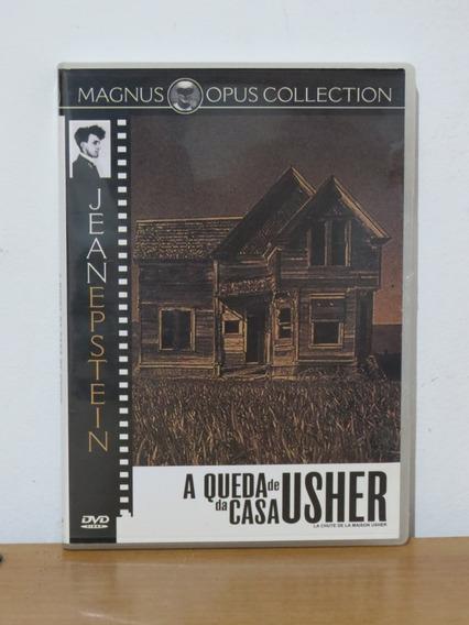 Dvd A Queda Da Casa De Usher Original