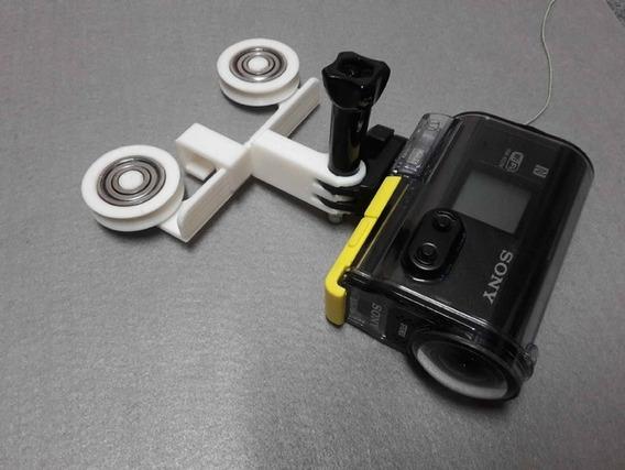 Cabo De Filmagem Para Câmeras De Ação Gopro