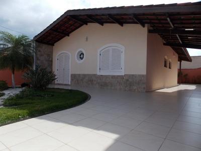 Casa C/ Edícula No Três Marias Em Peruíbe À Venda