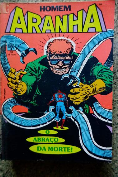 O Homem Aranha Aranha N° 50