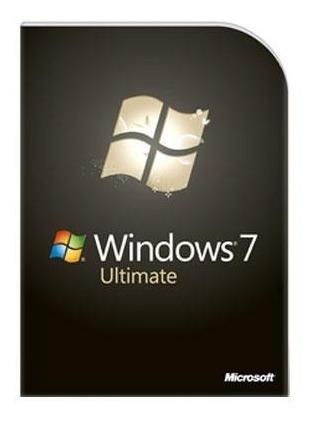 Windows 7 Ultimate Licença Chave Original