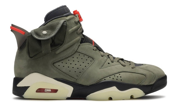 Jordan 6 Retro-travis Scott