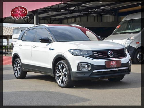 Imagem 1 de 15 de Volkswagen T-cross Highline 1.4 Tsi Automático