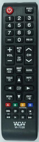 5 Controle Tvs Samsung Un32 Un40 Un43 Un48 Un50 Un55 U65