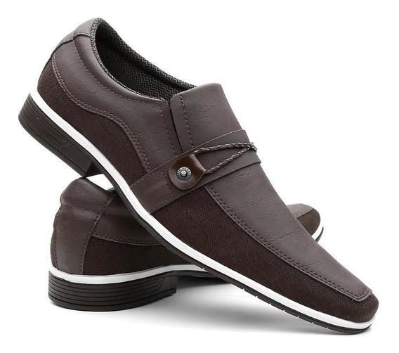 Sapato Social Masculino Thor Venetto Confort