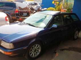 Audi 80 A S 2.8 V6 Autom 1995 Azul Gasolina
