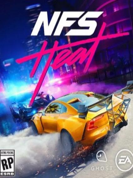 Need For Speed Heat Português Br Para Pc - Digital
