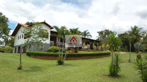 Maravilhoso Sitio A Venda Dentro De Lagoa Santa No Campinho - 3374