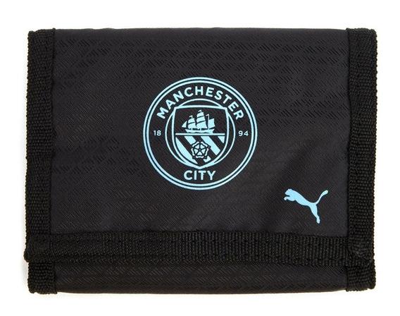 Billetera Puma Manchester City Novedad Importada