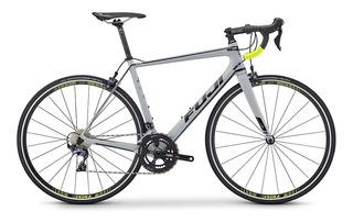 Bicicleta De Ruta De Carbono Fuji Sl 2.5 - Solo Bici