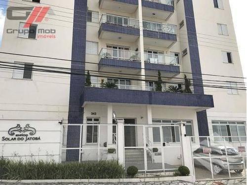 Apartamento Com 3 Dormitórios, 129 M² - Venda Por R$ 390.000,00 Ou Aluguel Por R$ 1.200,00/mês - Centro - Taubaté/sp - Ap0340