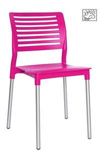Silla Goso 4 Colores Para Restaurantes Cafeterías Y Bares