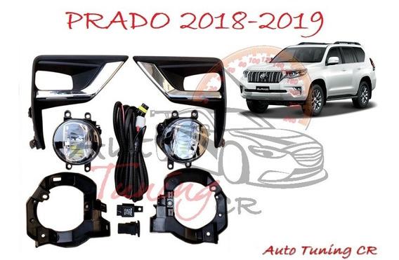 Halogenos Led Toyota Land Cruiser Prado 2018-2019