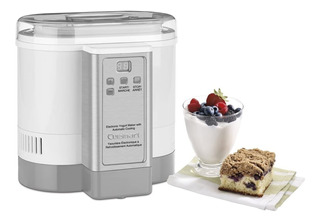 Maquina De Yogurt Cuisinart Cym-100 A Pedido