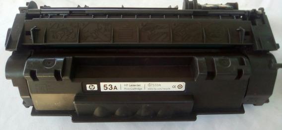 Kt 10 Toner Q7553/ Q5949a Vazio