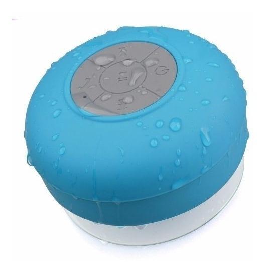 Parlante Bluetooth Inalambrico Impermeable Ducha Agua