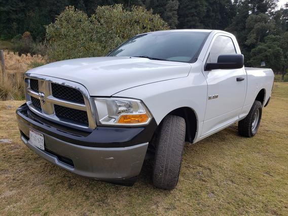 Dodge Ram 1500 3.7 Pickup St 6vel 4x2 Mt 2012