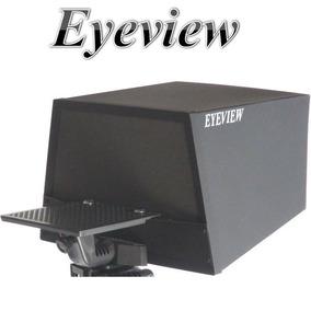 Tele-prompter Eyeview Basic Para Youtubers E Profissionais
