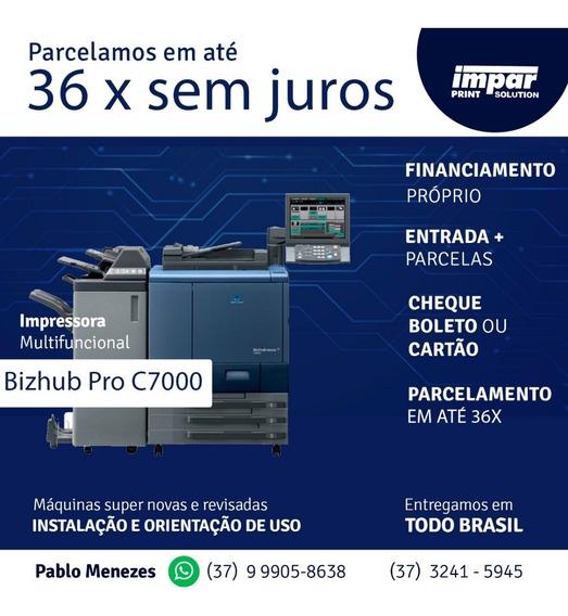 Promoção!konica Proc6000 .entrega Instalação Própria Brasil!