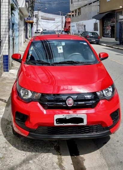 Fiat Mobi Like 2017 Só 17.000km!