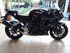 Hyosung Gt650r Negra 2014 Casi Nueva Yamaha Honda Suzuki