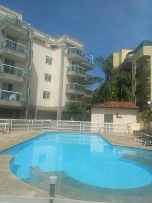 Apartamento Em Itaipu, Niterói/rj De 60m² 2 Quartos À Venda Por R$ 460.000,00 - Ap214513