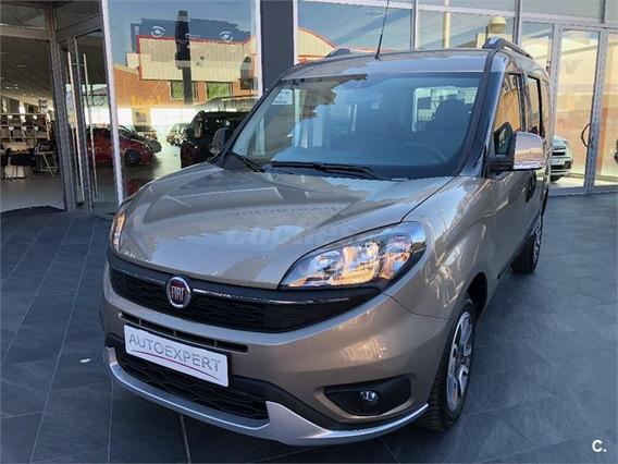 Fiat Doblo 0km 2019 Ideal Para Uber Nafta / Gnc / Diesel *