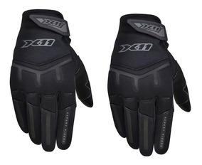 Luva X11 Motociclista Nitro 3 Fit Win Original Touchscreen