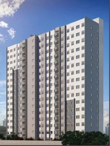 Apartamento 2 Dormitórios Taboão Da Serra Com Vaga
