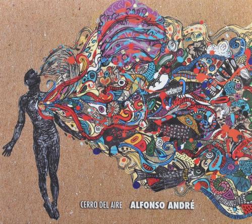 Alfonso André Cd/dvd Cerro Del Aire